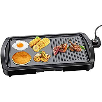 Amazon.com: New House Kitchen - Parrilla eléctrica sin humo ...