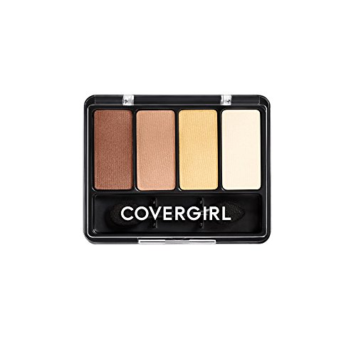 COVERGIRL Eye Enhancers 4-Kit Eye Shadow Coffee Shop.19 oz