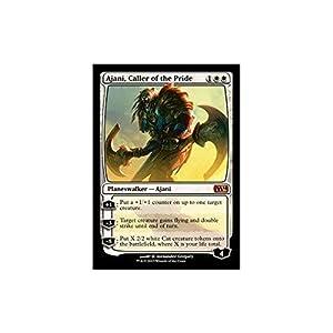 Amazon.com: Magic: the Gathering - Ajani, Caller of the ...