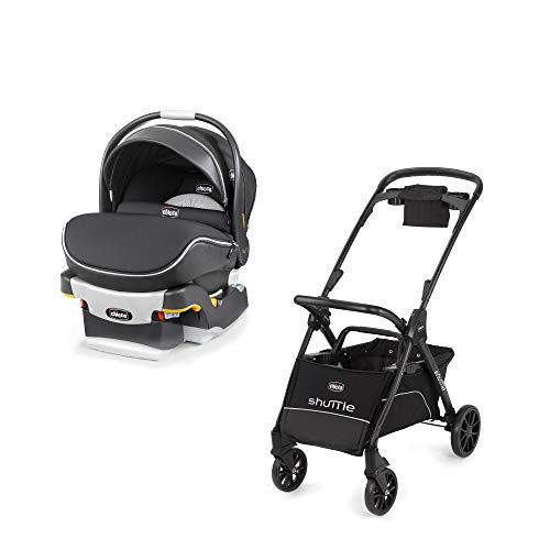 Chicco KeyFit 30 Zip Air Rear Facing Infant Adjustable Car S