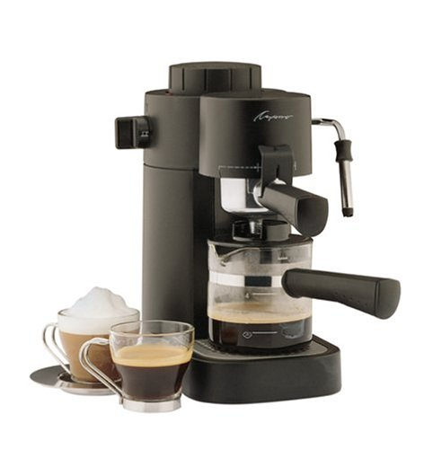 Capresso 302.01 Mini-S 4-Cup Safety Espresso/Cappuccino Machine