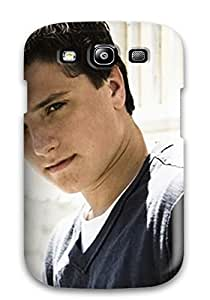 Anti Scratch And Shatterproof Josh Hutcherson Phone Case For Galaxy S3 High Quality Tpu Case