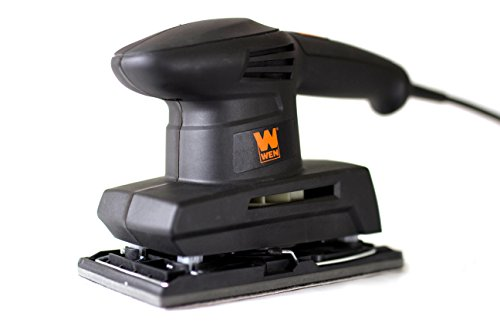 Hand Finishing (WEN 6313 Electric 1/3 Sheet Sander)