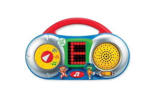 Fridge Dj Radio (LeapFrog Fridge DJ Magnetic Learning Radio)