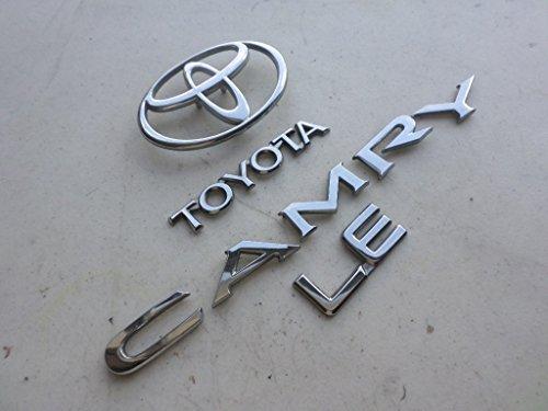 Toyota Camry Emblem - 8