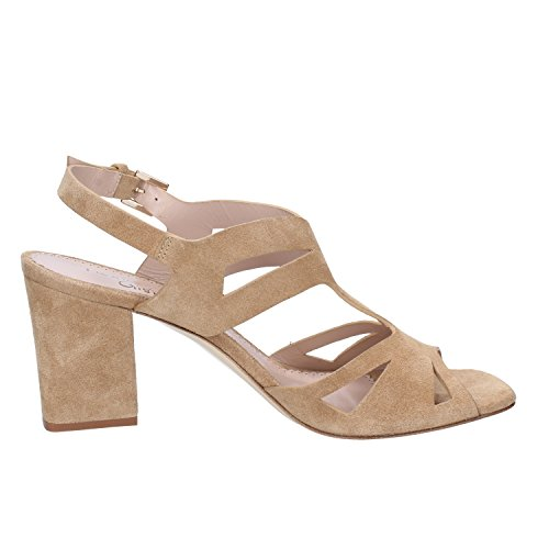 MARIA Beige Fashion Women's Sandals CRISTINA Bnw17qX