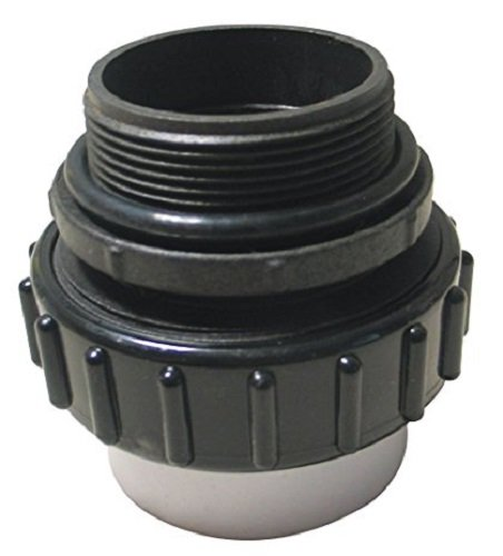 Custom Molded Products 21063-230-000 2'' MIP x 3'' Socket High Temperature Pool & Spa Union