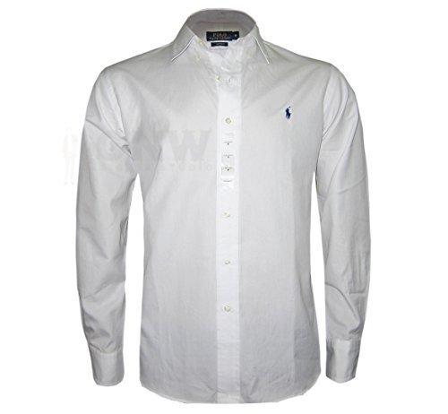 3dd3788a72927 ... authentic ralph lauren polo de manga larga hombre a medida camisa negra  azul marino blanco e7f7a