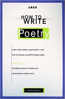reddit how to write a poem