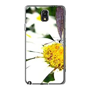 New Style Sunrises Hard Case Cover For Galaxy Note 3- Butterfly