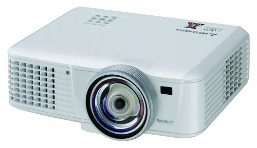 Mitsubishi EW230U-ST Classroom Short-Throw 3D-Ready HD Projector