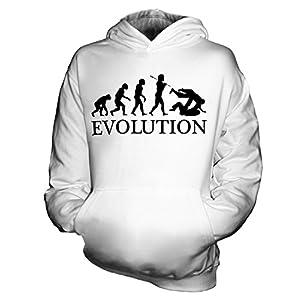 Candymix Judo Évolution Unisexe Sweat-Shirt à Capuche Enfant Garçon Fille 1