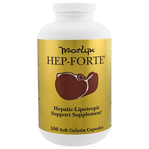 Hep-Forte 500 ct, Bottle