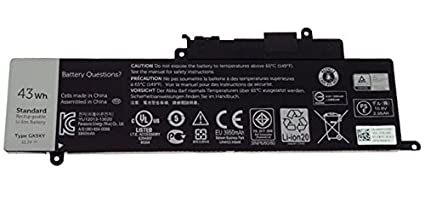 Amazon com: Brand New GK5KY battery for Dell Inspiron 3147 Inspiron