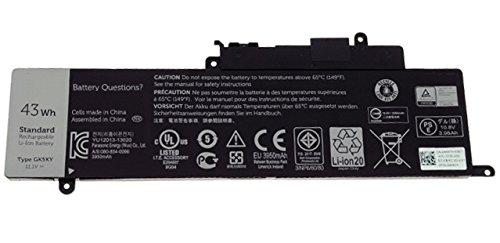 Bateria Gk5ky Dell Inspiron 3147 Inspiron 3148 Inspiron 7347