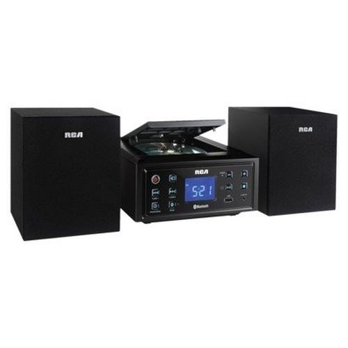 RCA Music System with Bluetooth Wireless Technology (RS2929B) - Black by RCA
