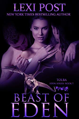 Beast of Eden (Eden Series: Tolba Book 1)