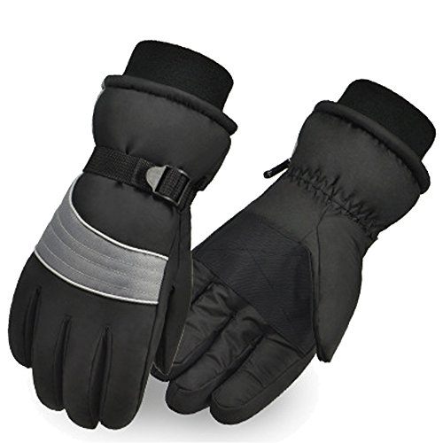 Ski Gloves Snowboard Winter Warm Gloves for Women and Men | Waterproof Windproof Ski Gloves for Skiing, Motorcycle and Riding