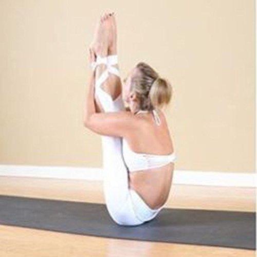 HARRYSTORE Mujer Pantalones yoga Mujer secado rápido de salto Yoga Tie-up pantalones Mujer Deportes Gimnasio Entrenamiento de yoga Cropped Leggings Mujer Fitness Lounge Athletic Pants