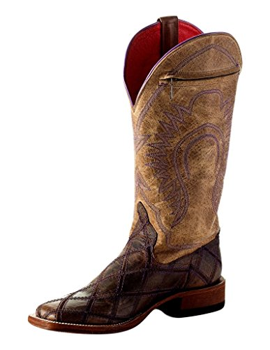 Macie Bean Western Boots Womens Maybe Cell Pocket 10 B Bo...