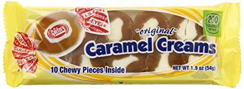 Goetzs Caramel (Goetze's Candy Caramel Cream, 10 count, 1.9-Ounce Boxes (Pack of 20))