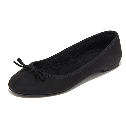 set Ballerina Shoes Donna Barbieri Twin Simona Women Nero Nera Scarpa 81315 p7HIdnU