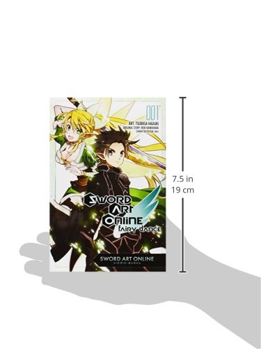 Sword Art Online: Fairy Dance, Vol. 1 - manga (Sword Art Online Manga)
