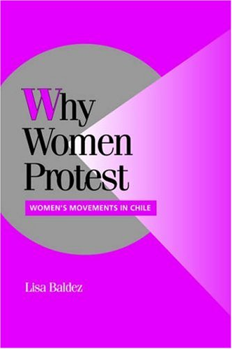 Why Women Protest: Women's Movements in Chile (Cambridge Studies in Comparative Politics)