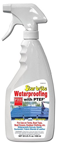 Buy canvas waterproofing spray star brite