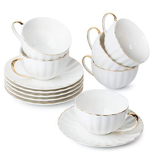 6 Cup Tea Set - 7