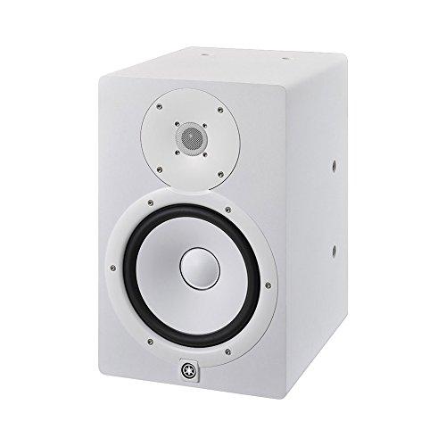 Yamaha HS8I Studio Monitor Mounting Points and Screws, White
