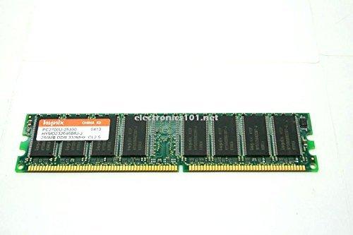 (MEMORY, PC2700U-25330 HYMD232646B8J-J AA 256MB DDR 333MHz CL2.5 )