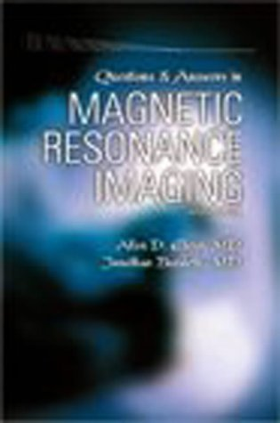 Questions and Answers in Magnetic Resonance Imaging by Allen D. Elster MD (2001-02-08)