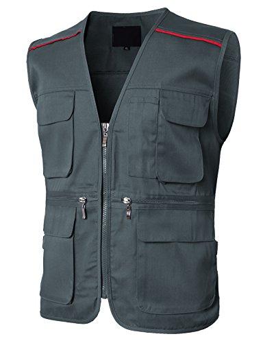 Ranger Cotton Vest - 4