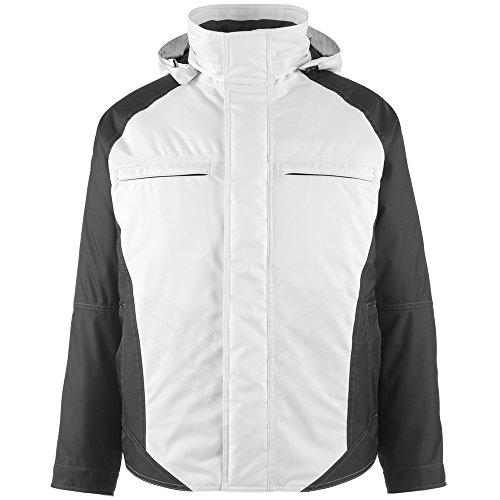 Mascot 12035-211-0618-4XL''Frankfurt'' Pilot Jacket, 4X-Large, White/Dark Anthracite by Mascot (Image #1)