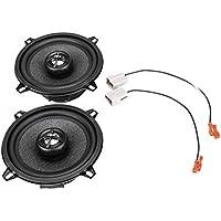2002-2008 Dodge Ram 1500 5.25 Rear Door Factory Speaker Upgrade Package by Skar Audio