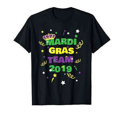 Mardi Gras matching Shirt mardi gras Outfit team 2019]()