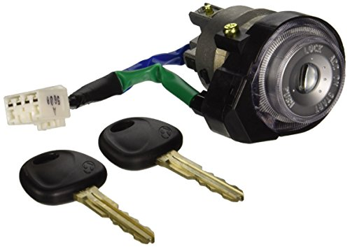 Genuine Hyundai 81920-3KF00 Steering and Ignition Lock Cylinder (Genuine Steering Lock Assembly)