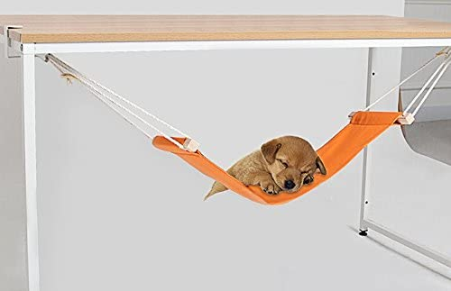 Funwind Happy Feet Hammock Mini Outdoor Office Foot Comfort International Orange