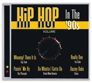 Various artists hip hop in the 90 39 s music for 90 s house music artists