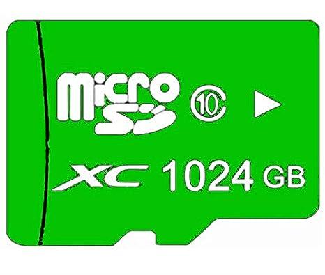 Tarjeta de Memoria Micro SD 1024 GB / 1024 Go (1 to: Amazon.es ...