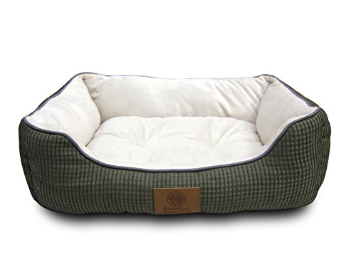 Image of AKC Box Weave Solid Cuddler