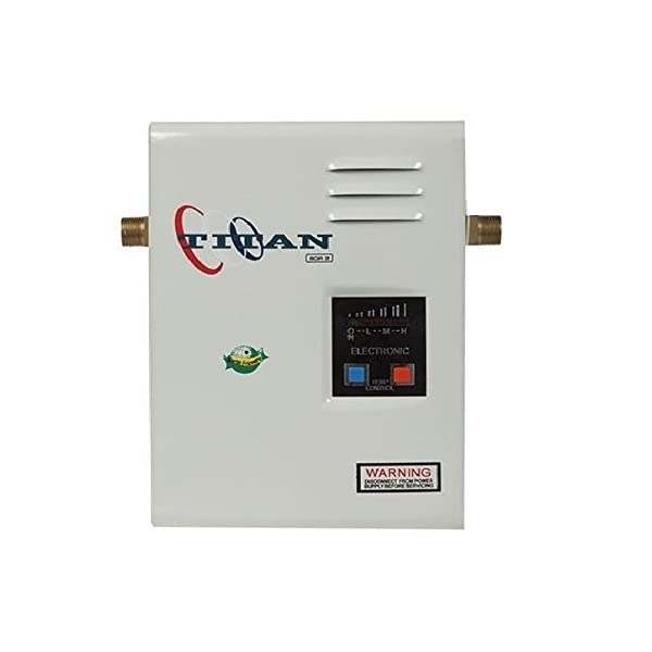 Titan Electric Tankless Water Heater