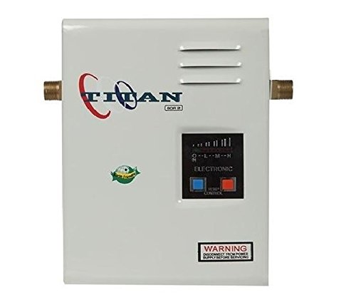 Titan N-120 Tankless Water Heater, 220 V, 54 Max Amps by Titan