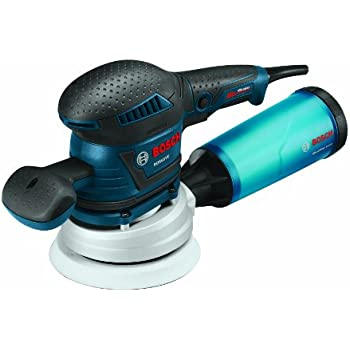 Bosch ROS65VC-5 5-Inch Pad Rear-Handle Random Orbit Sander with Vibration Control