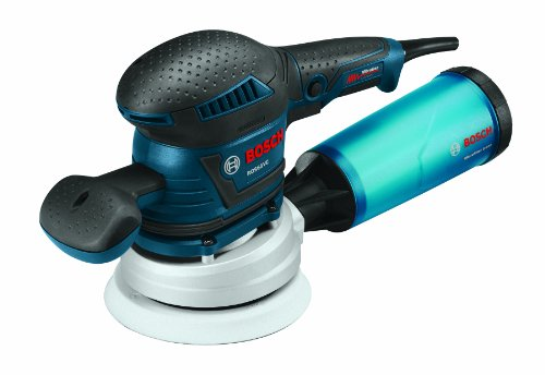 Bosch 120-V 6-Inch Random Orbit Sander/Polisher with Vibration Control ROS65VC-6