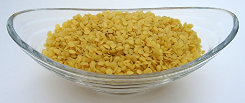 Yellow Beeswax Bees Wax Organic Pastilles Beads Premium Prime Grade A 100% Pure 8 LB by H&B Oils Center Co. (Image #2)