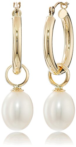 Honora 14k 8mm-9mm White Fresh