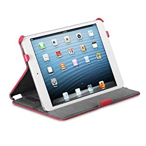Acase iPad Mini 2 with Retina Display Case / Cover [Apple iPad Mini with Retina Display 16gb/32gb/64gb/128gb 7.9 inch Tablet] with Built-in Stand - Support Smart Cover Function for Mini iPad / Mini iPad 2 with Retina Display (Pink)