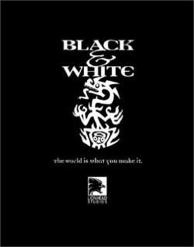 is the world black and white